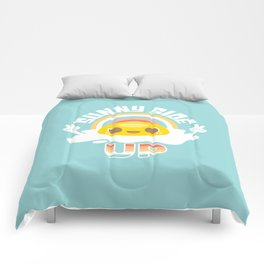 Sunny Side Up! Comforters