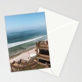 surf spot, california Stationery Cards
