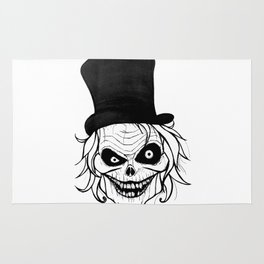 The Hatbox Ghost Rug