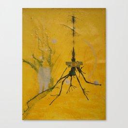 cellular Canvas Print