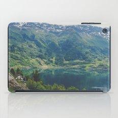 alone up north iPad Case