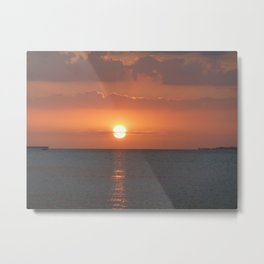 Bokeelia Sunset Metal Print