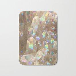 Unicorn Horn Aura Crystals Bath Mat