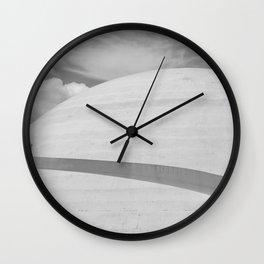 Niemeyer | architect | National Museum Wall Clock