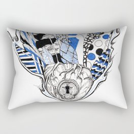 Mysteries of the Heart Rectangular Pillow
