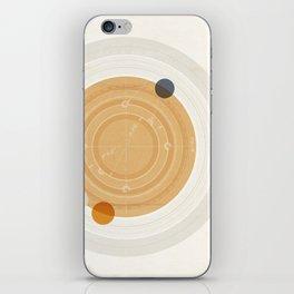Saturn I iPhone Skin