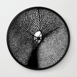 asc 475 - La tache blanche (The white spot) Wall Clock