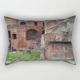 Violin Man Rectangular Pillow