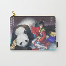Princess of China Carry-All Pouch