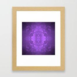 gLooHue  Framed Art Print
