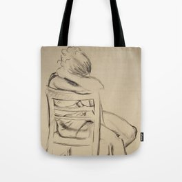 In Silent Beauty Tote Bag