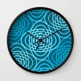 Op Art 152 Wall Clock