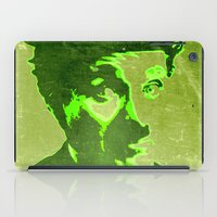 charlie chaplin iPad Cases featuring Charlie Chaplin by Pedro Nogueira