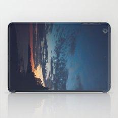superior sunsets. iPad Case