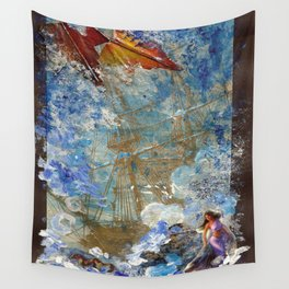 The Siren Wall Tapestry
