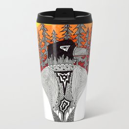 Agila Metal Travel Mug