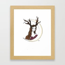 Heavy is the Crown Framed Art Print