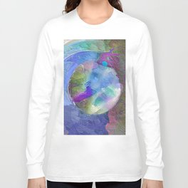 Abstract Mandala 234 Long Sleeve T-shirt