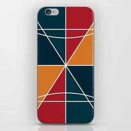 Colors Print iPhone Skin