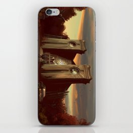 Sunset Hunt iPhone Skin