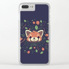 Pandalove Clear iPhone Case