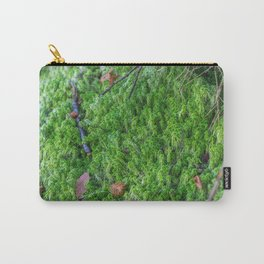 Moss in France Carry-All Pouch