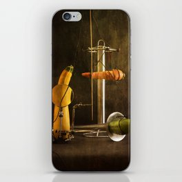 The trio iPhone Skin