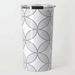 Circles Circles Travel Mug