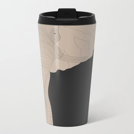 All lines lead to the...Inverted Elephant Metal Travel Mug