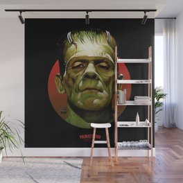 Frankenstein - Scary Movies Wall Mural