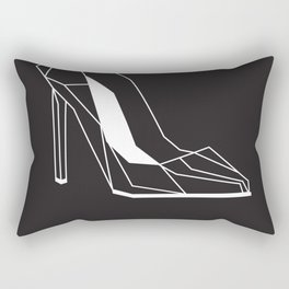 raya goods : stiletto architecture Rectangular Pillow