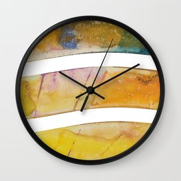 Sun Set Wall Clock