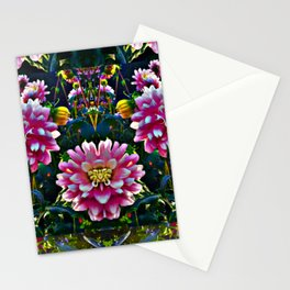 Flower friends Stationery Cards