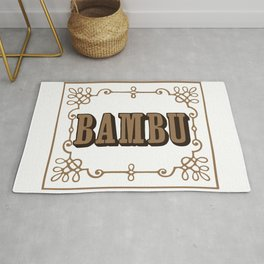 BAMBU 2 rolling papers Rug