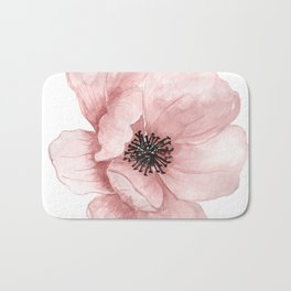 Flower 21 Art Bath Mat