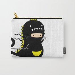 Mini Ninja Rawr Carry-All Pouch