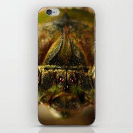 Cicada Chaos iPhone Skin