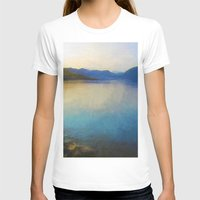 scotland T-shirts featuring Scotland Landscape by Hail Of Whales