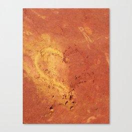 Les Ocres de Roussillon - France Canvas Print
