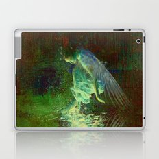 The reflection of the angel Laptop & iPad Skin