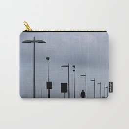 Walking on Sunshine Carry-All Pouch