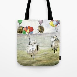 We Haven't Thought This Through Tote Bag