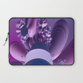 Abstract cactus blooming Laptop Sleeve