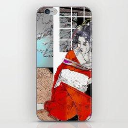 shibari 1 iPhone Skin