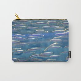 Shoal of fish Carry-All Pouch