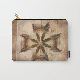 Romyko Impression Flower  ID:16165-085322-56301 Carry-All Pouch