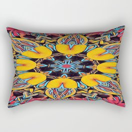 The Departed of Achilles 1 Rectangular Pillow