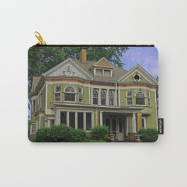 Old West End Green 14- I! Carry-All Pouch