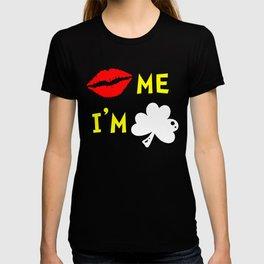 Kiss Me I'm Irish 2 T-shirt