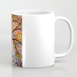 Abstract Art Landscape Original Painting ... Twin Desires Coffee Mug